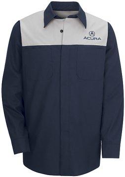 USA Racing Apparel Acura Technician Shirt - Acura clothing